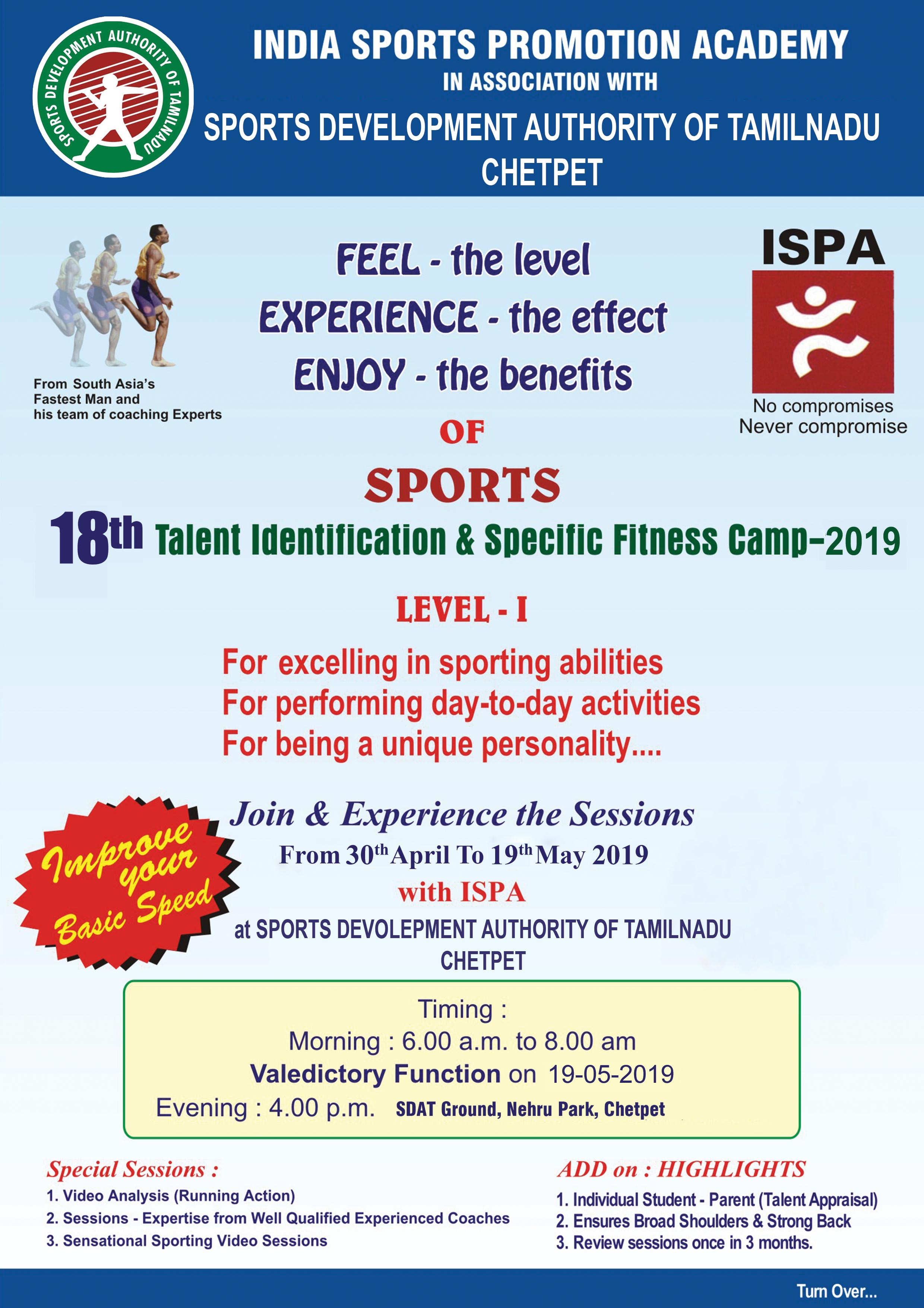 ISPA India Sports Promotion Academy